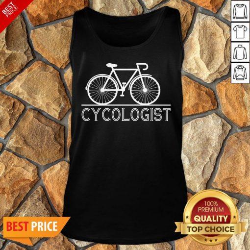Funny Trh Cycologist Tank Top