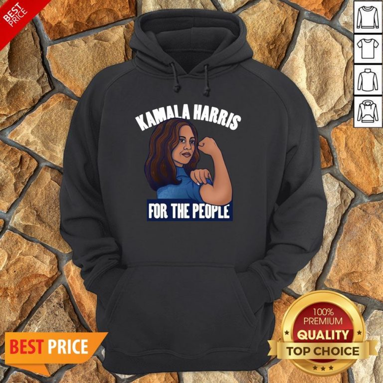 Nice Kamala Harris For The People Biden Harris 2020 Hoodie