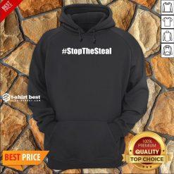 Nice Stop The Steal Anti Biden Pro Trump Hoodie