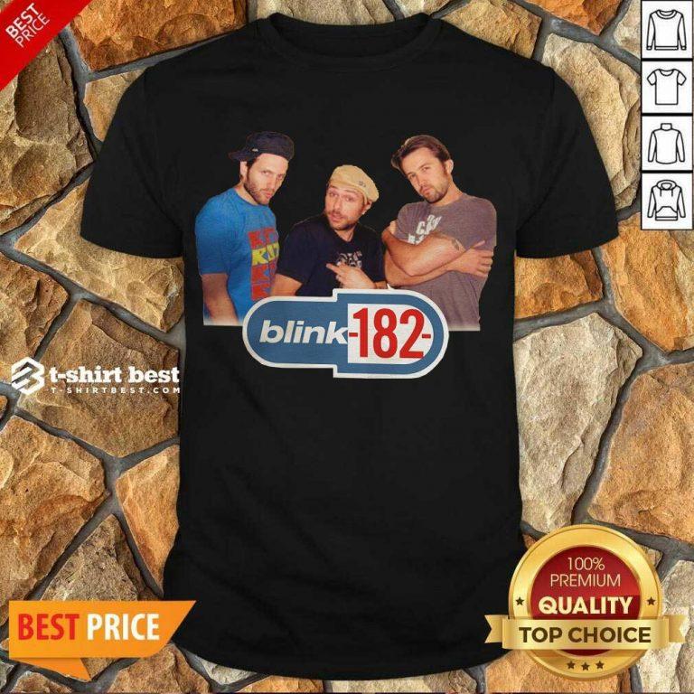 Official It's Always Sunny In Philadelphia Blink 182 Shirt - Design By 1tees.com