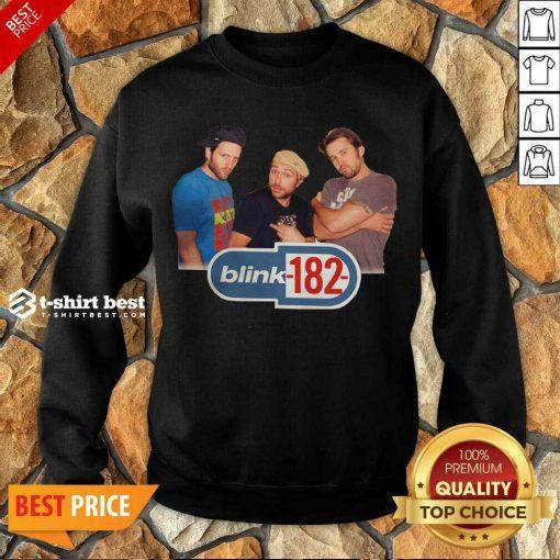 It's Always Sunny In Philadelphia Blink 182 Sweatshirt - Design By 1tees.com