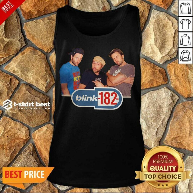 It's Always Sunny In Philadelphia Blink 182 Tank Top - Design By 1tees.com