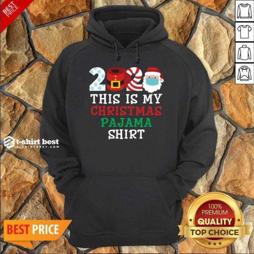 This Is My Christmas Pajama Shirt Family 2020 Hoodie - Design By 1tees.com