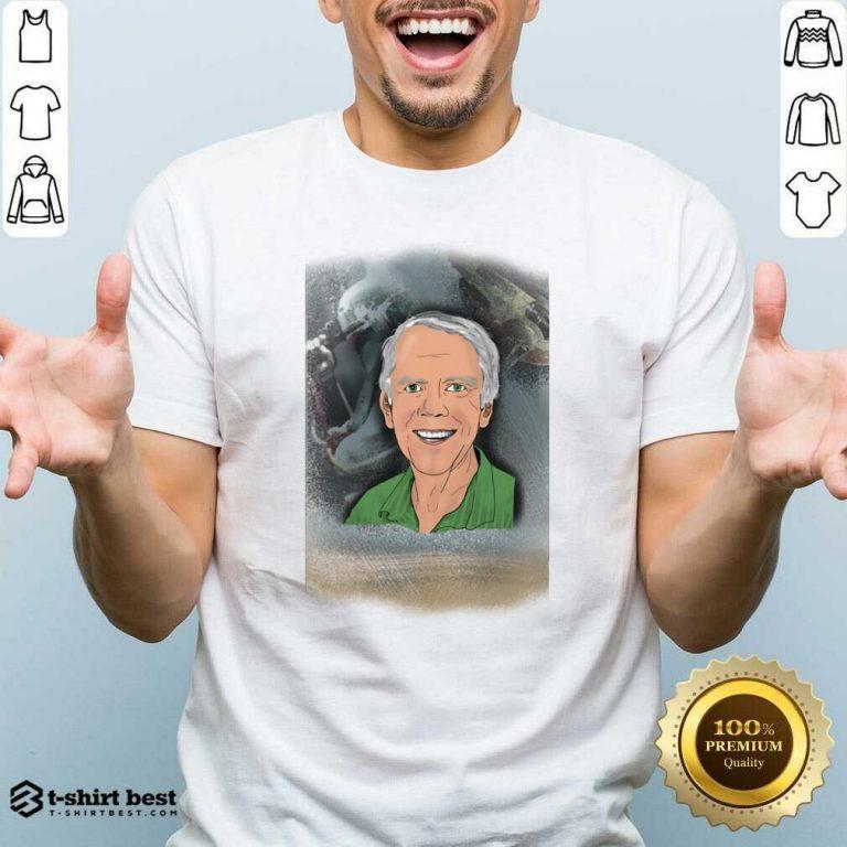 Jeremy Bulloch Shirt - Design By 1tees.com