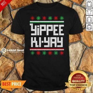 Awesome Yippee Ki Yay Funny Ugly Christmas Shirt - Design By 1tees.com
