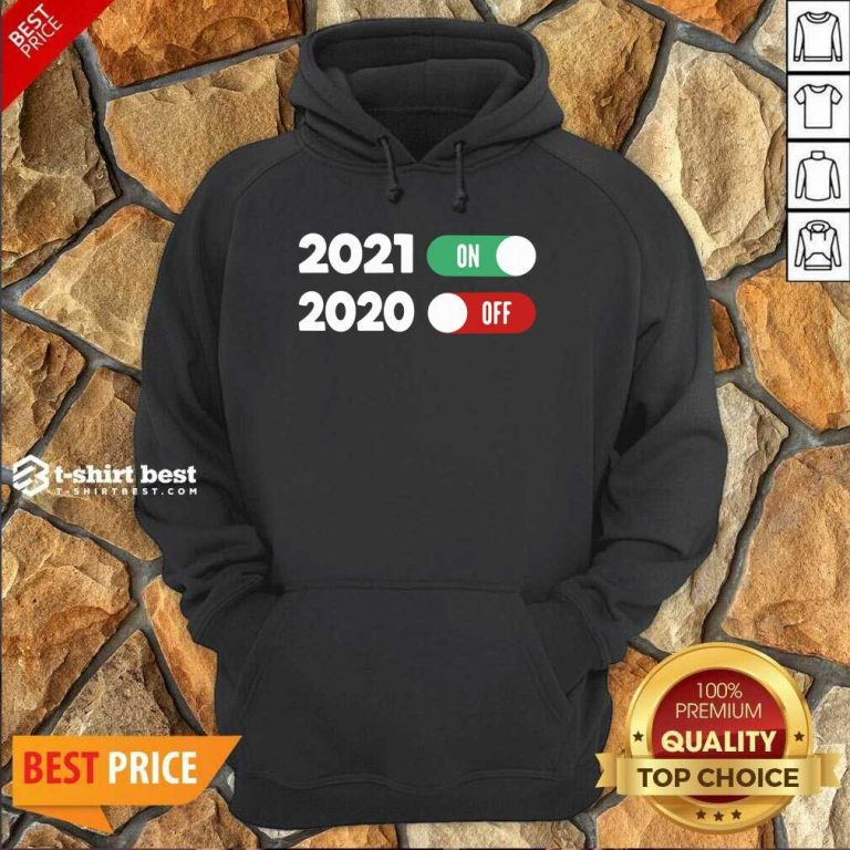 New Years Eve Happy New Year 2021 Hoodie - Design By 1tees.com