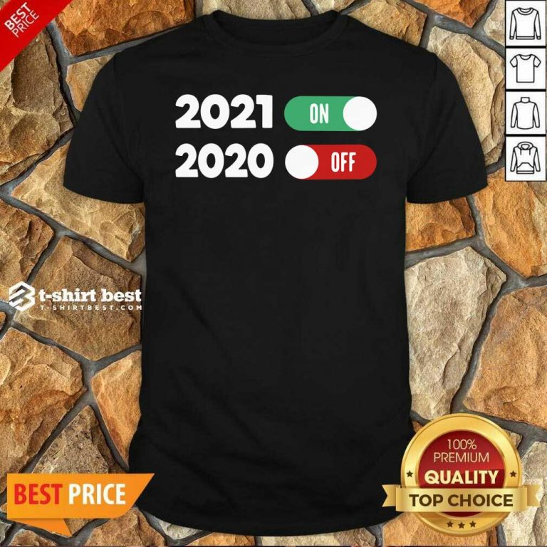 New Years Eve Happy New Year 2021 Shirt - Design By 1tees.com