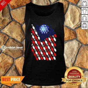Bowling American Flag 2020 Tank Top - Design By 1tees.com