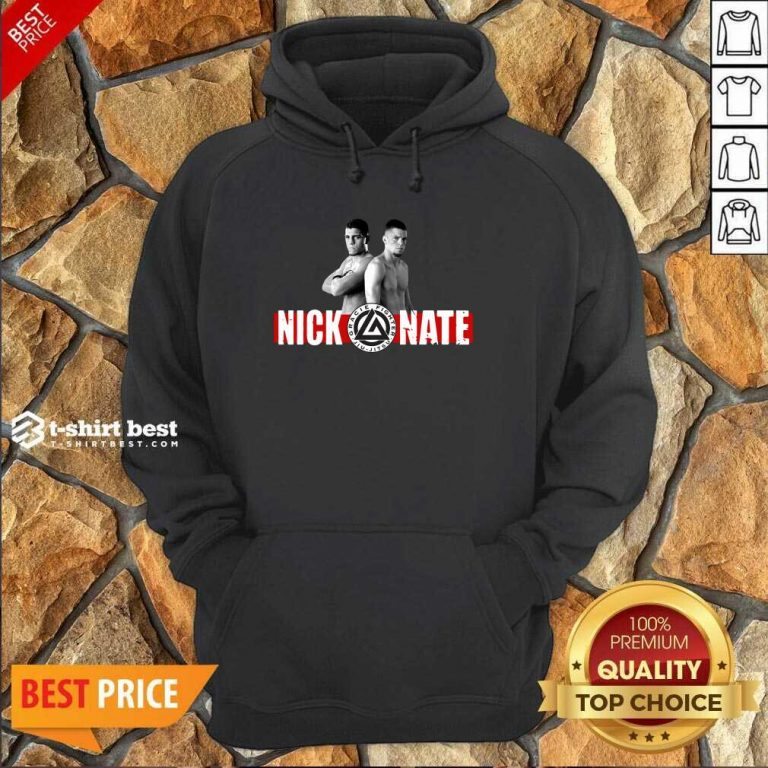 Funny Don't Be Scared Homie Nick And Nate Hoodie - Design By 1tees.com