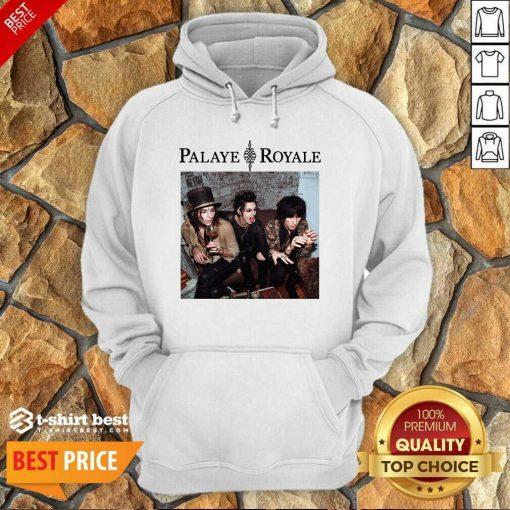 Palaye Royale Merch Album Art Hoodie - Design By 1tees.com