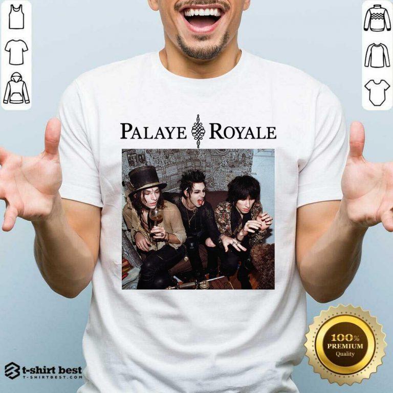 Palaye Royale Merch Album Art Shirt - Design By 1tees.com