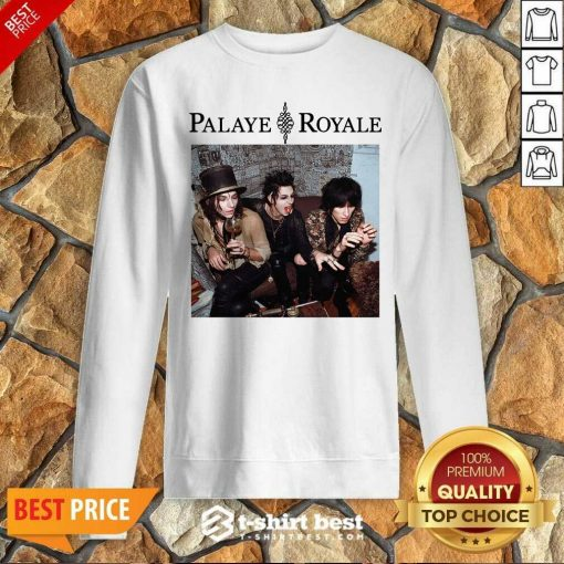 Palaye Royale Merch Album Art Sweatshirt - Design By 1tees.com