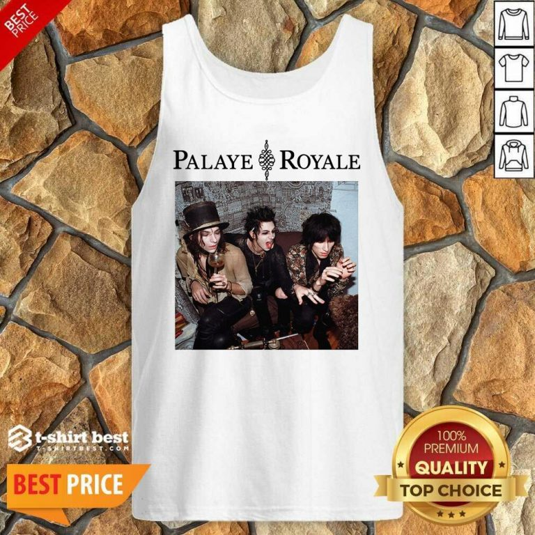 Palaye Royale Merch Album Art Tank Top - Design By 1tees.com
