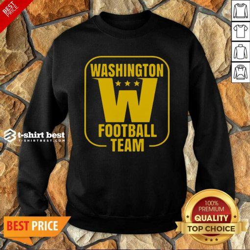 Washington Football Dc Sports Team Novelty Sweatshirt - Design By 1tees.com