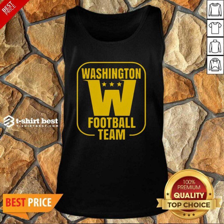 Washington Football Dc Sports Team Novelty Tank Top - Design By 1tees.com