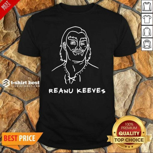 Reanu Keeves Shirt - Design By 1tees.com