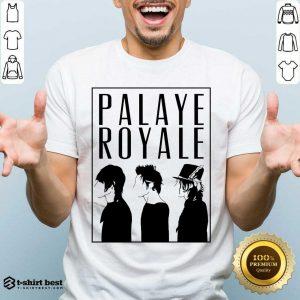 Palaye Royale Merch Silhouette Shirt - Design By 1tees.com