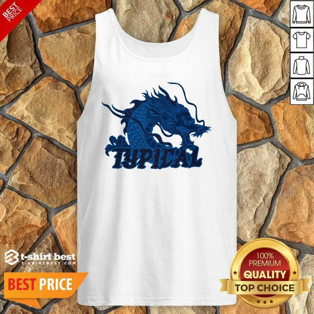 Typical Gamer Merch Scales Crystal Tank Top - Design By 1tees.com