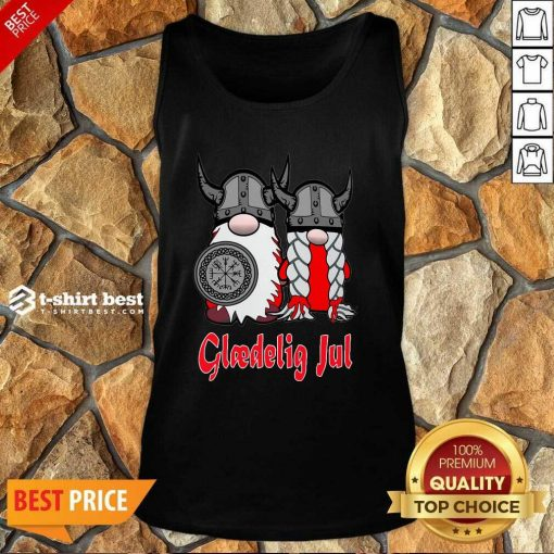 =Gnome Gloedelig Ful Tank Top - Design By 1tees.com