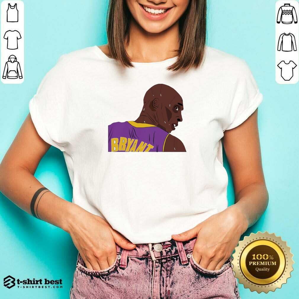 Kobe Bryant Never Die 2021 V-neck - Design By 1tees.com