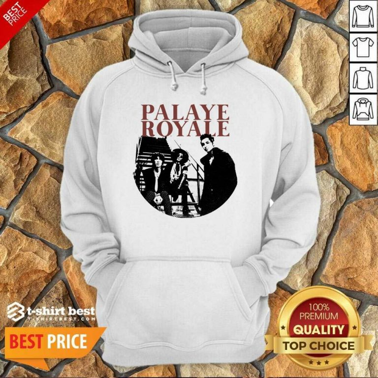 Palaye Royale Merch Hoodie - Design By 1tees.com