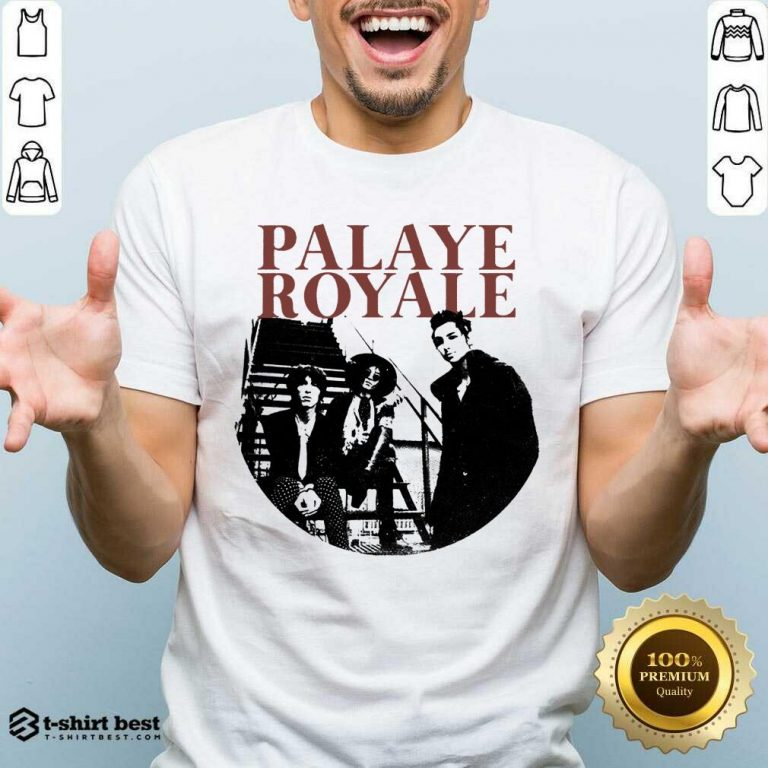 Palaye Royale Merch Shirt - Design By 1tees.com