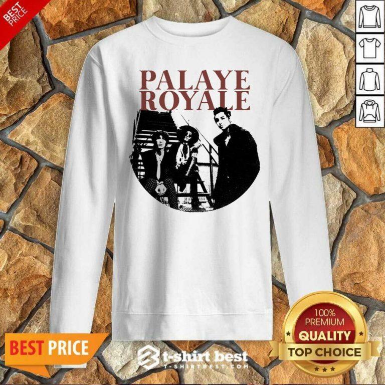 Palaye Royale Merch Sweatshirt - Design By 1tees.com