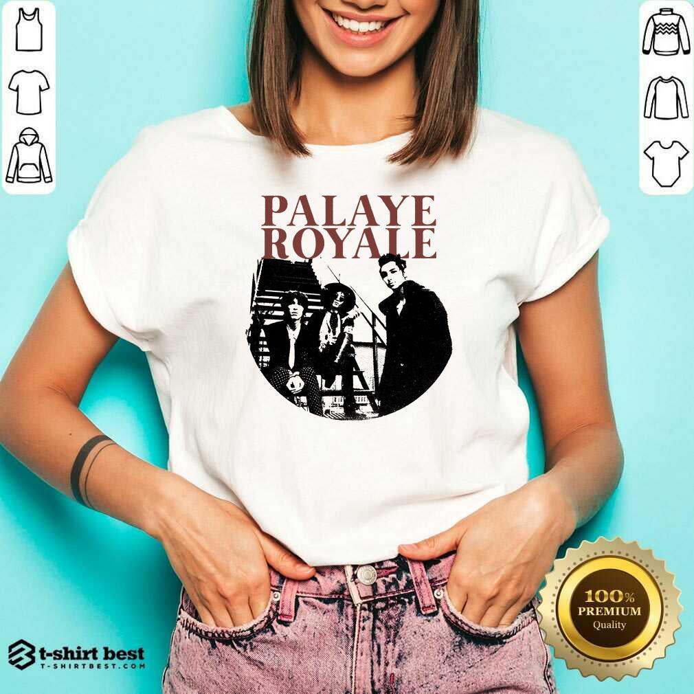 Palaye Royale Merch V-neck - Design By 1tees.com