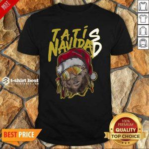 Nice San Diego Tatís Navidad Shirt - Design By 1tees.com