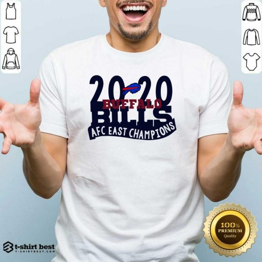 2020 Buffalo Bills Afc East Champions Shirt - Design By 1tees.com