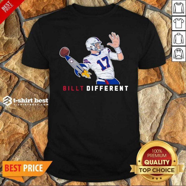 Billt Different #17 Shirt - Design By 1tees.com