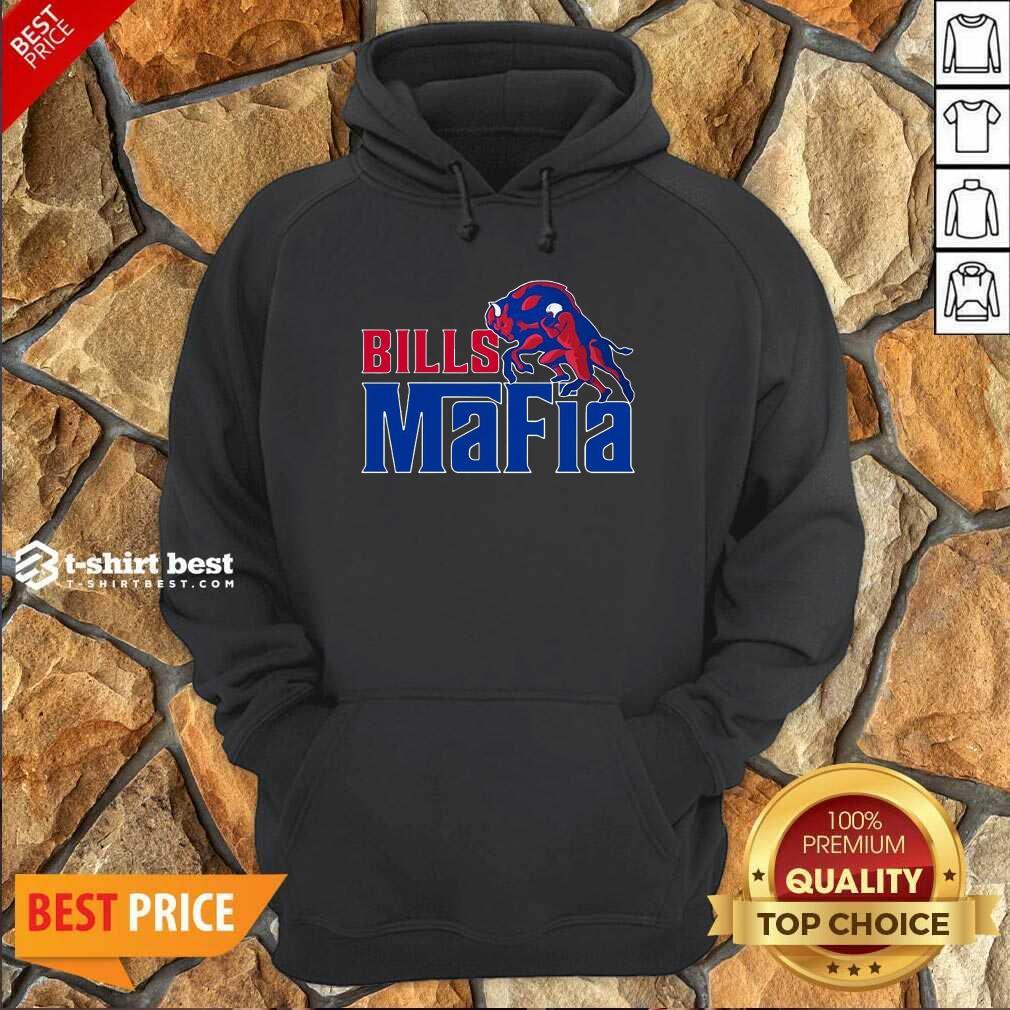 Buffalo Bills Mafia Hoodie - Design By 1tees.com