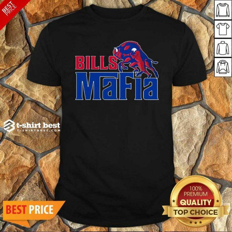 Buffalo Bills Mafia Shirt - Design By 1tees.com