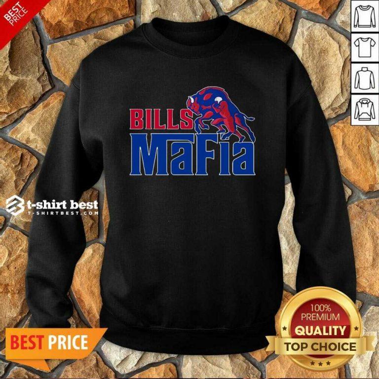 Buffalo Bills Mafia Sweatshirt - Design By 1tees.com