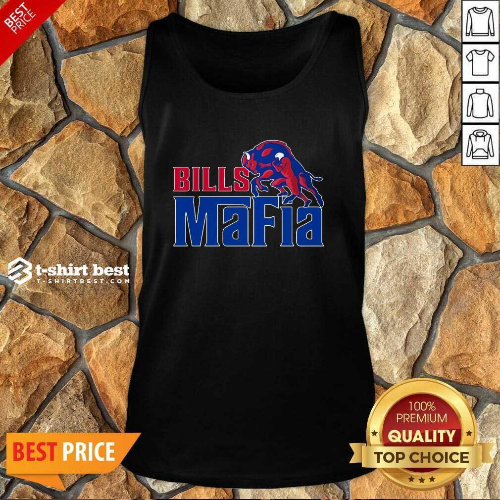 Buffalo Bills Mafia Tank Top - Design By 1tees.com