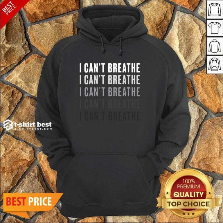 I Can't Breathe Vintage Hoodie - Design By 1tees.com