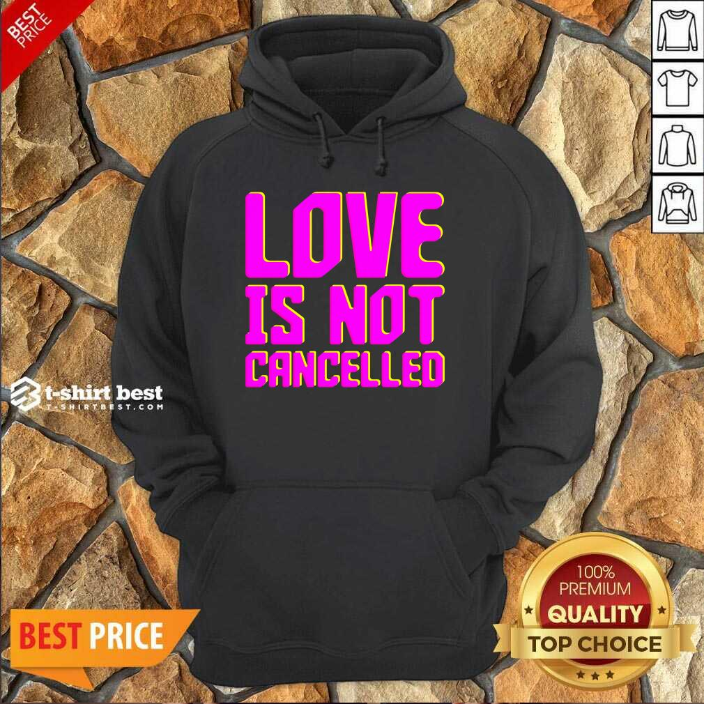 Love Is Not Cancelled 2020 Hoodie - Design By 1tees.com