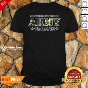 Official United States Army Veteran Shirt - Design By 1tees.com
