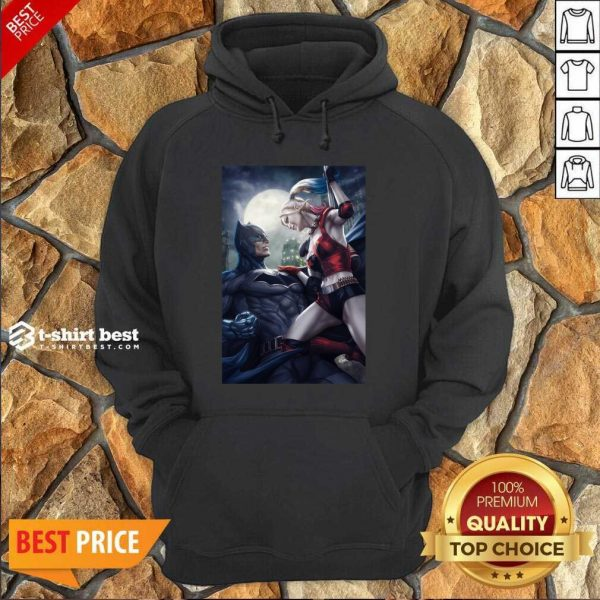 Batman And Harley Quinn 2020 Hoodie - Design By 1tees.com