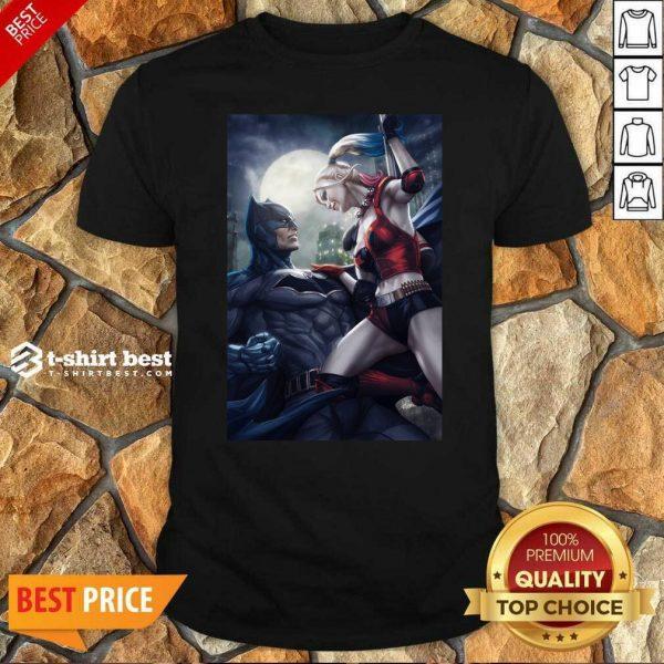 Batman And Harley Quinn 2020 Shirt - Design By 1tees.com