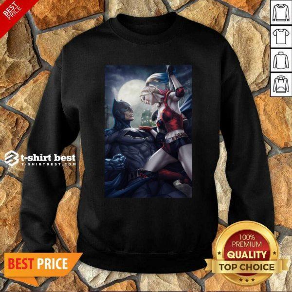 Batman And Harley Quinn 2020 Sweatshirt - Design By 1tees.com