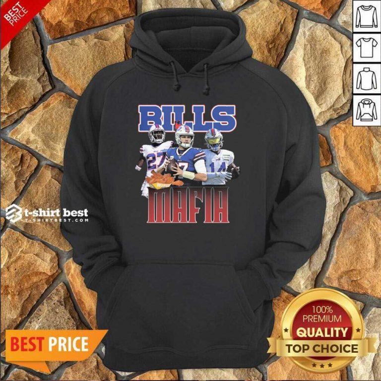 Buffalo Bills Mafia Nfl Hoodie - Design By 1tees.com