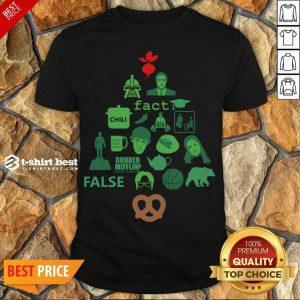 Original Dunder Mifflin The Office Christmas Tree Shirt - Design By 1tees.com
