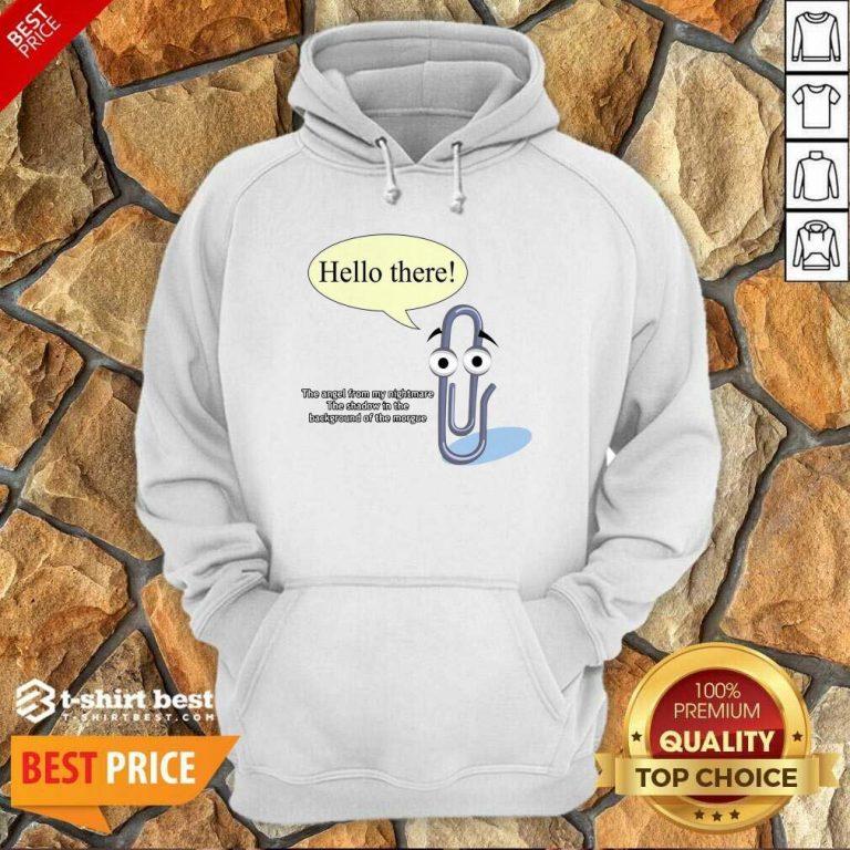 I Feel Targeted Hoodie - Design By 1tees.com