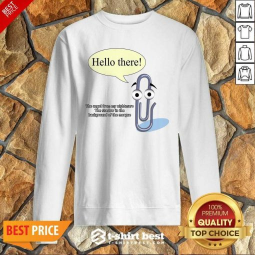 I Feel Targeted Sweatshirt - Design By 1tees.com