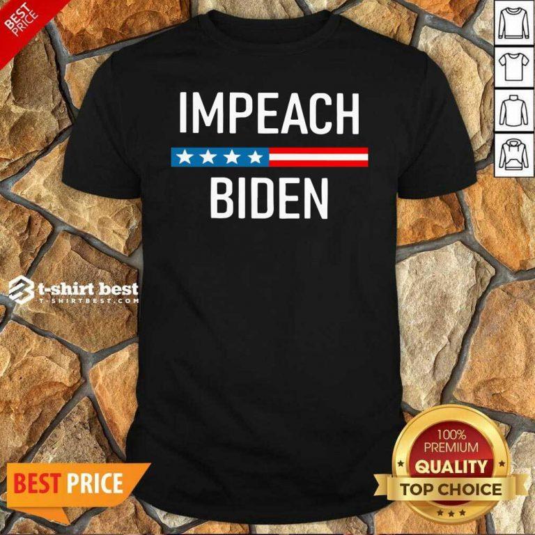 Impeach Joe Biden 2020 American Flag Shirt - Design By 1tees.com
