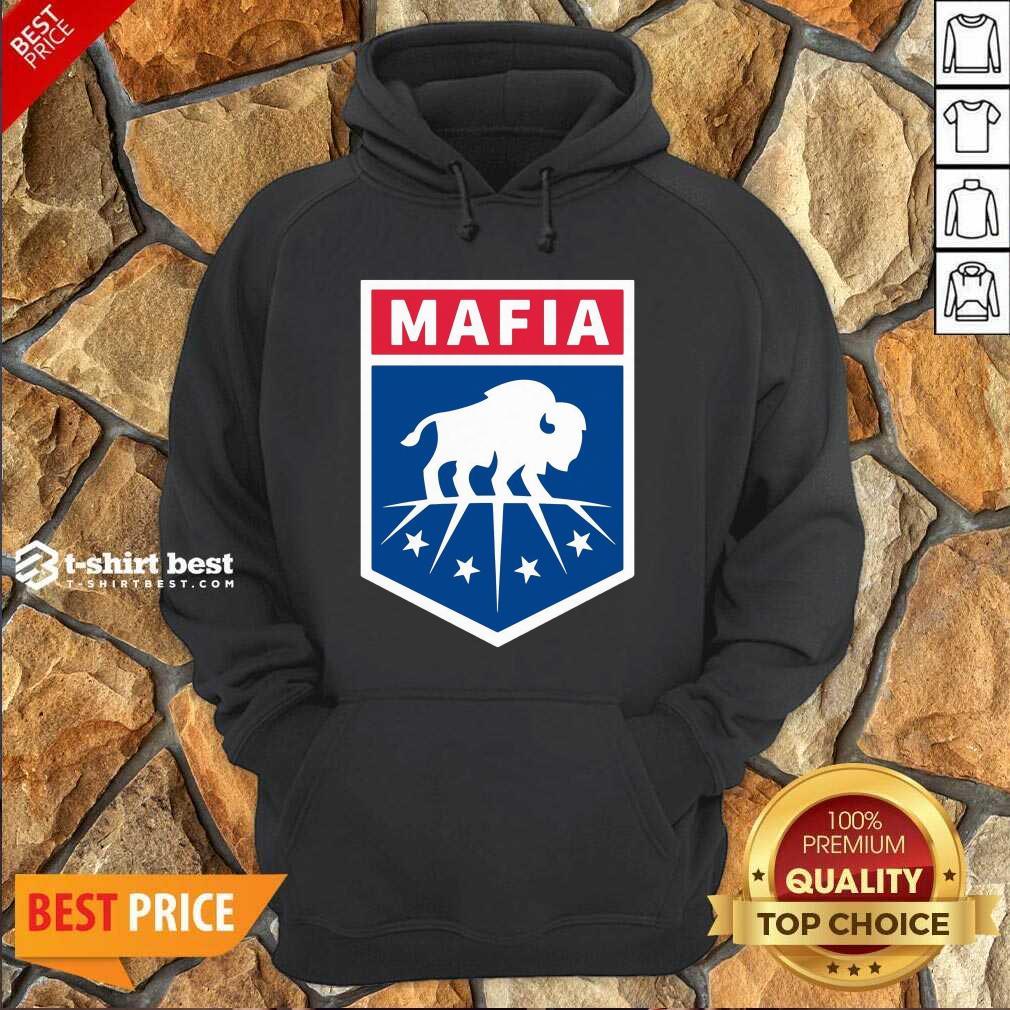Buffalo Bills Mafia Logo Hoodie - Design By 1tees.com