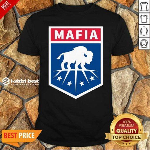 Buffalo Bills Mafia Logo Shirt - Design By 1tees.com