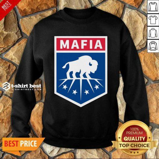 Buffalo Bills Mafia Logo Sweatshirt - Design By 1tees.com