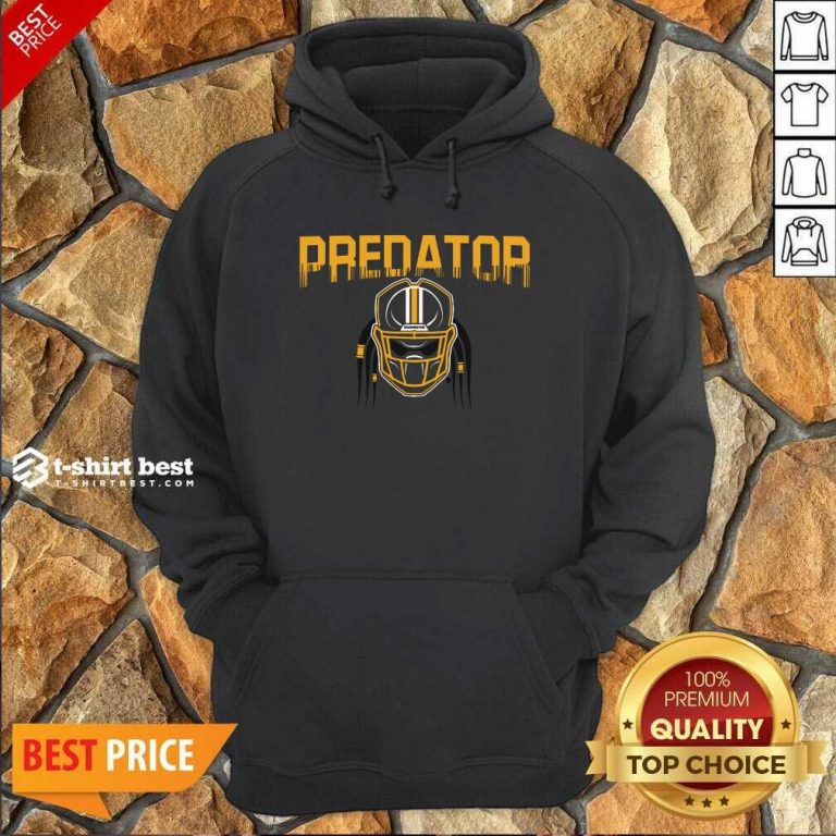 Breakingt Merch Chase Young Predator Hoodie - Design By 1tees.com